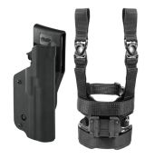 Taktické strelecké púzdro -  GhostGhost III Tactical Holster – Set 5D rotating and TL4 leg module